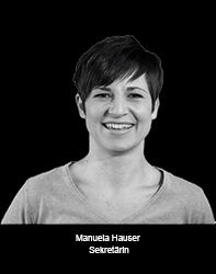 Manuela Hauser - Sektretärin Auto Pletzer