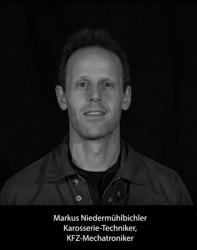 Markus Niedermühlbichler - Kfz-Mechaniker Auto Pletzer Going