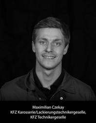 Maximilian Czekay - Mechaniker Auto Pletzer Going
